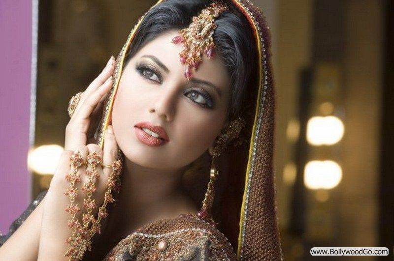 Beautiful Pakistani Model Pictures  Sunita Marshal