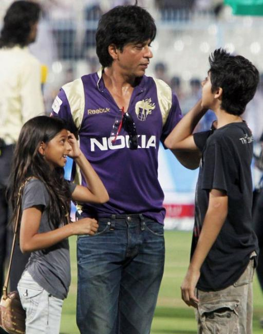 Bollywood Celeb IPL Pictures 2011