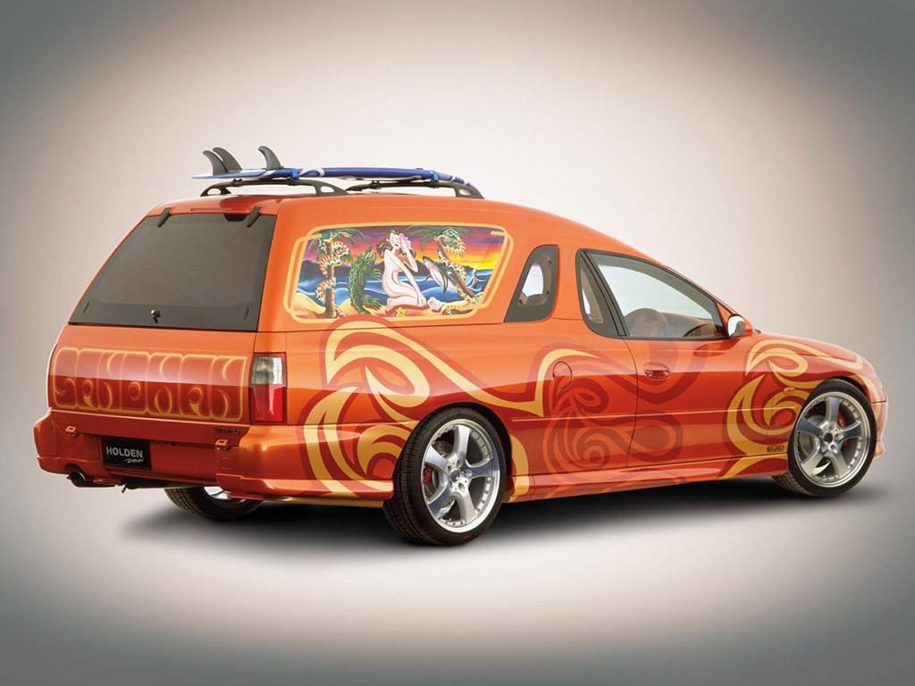 Holden Sandman Car Xcitefun Net