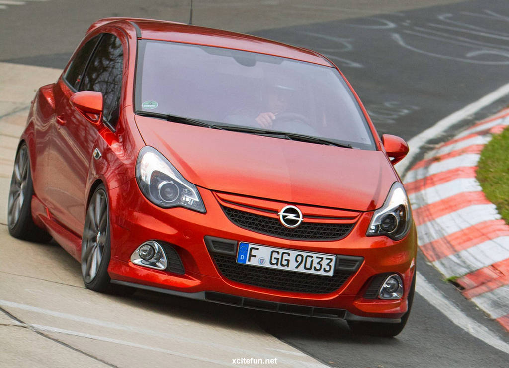 opel corsa opc wallpapers nurburgring edition 2011. Black Bedroom Furniture Sets. Home Design Ideas