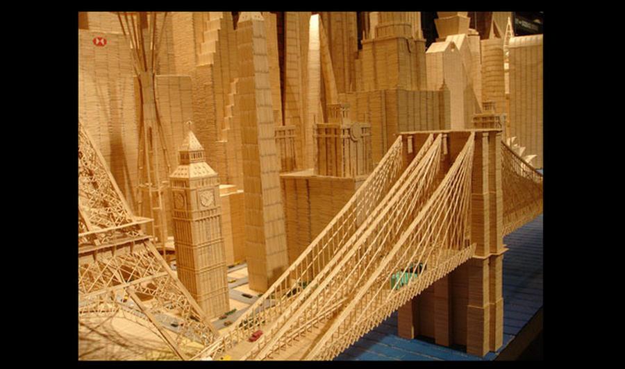 Toothpick Artworks