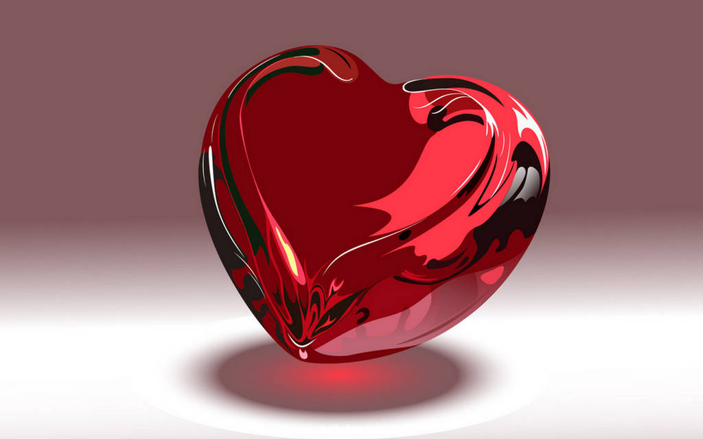 ... wallpaper loving heart creative collection heart wallpaper loving