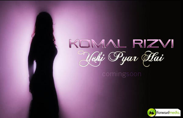 Komal Rizvi yehi pyar hai video