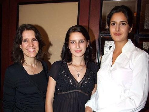Katrina Kaif and Her Sister Isabel Kaif..... - XciteFun.net