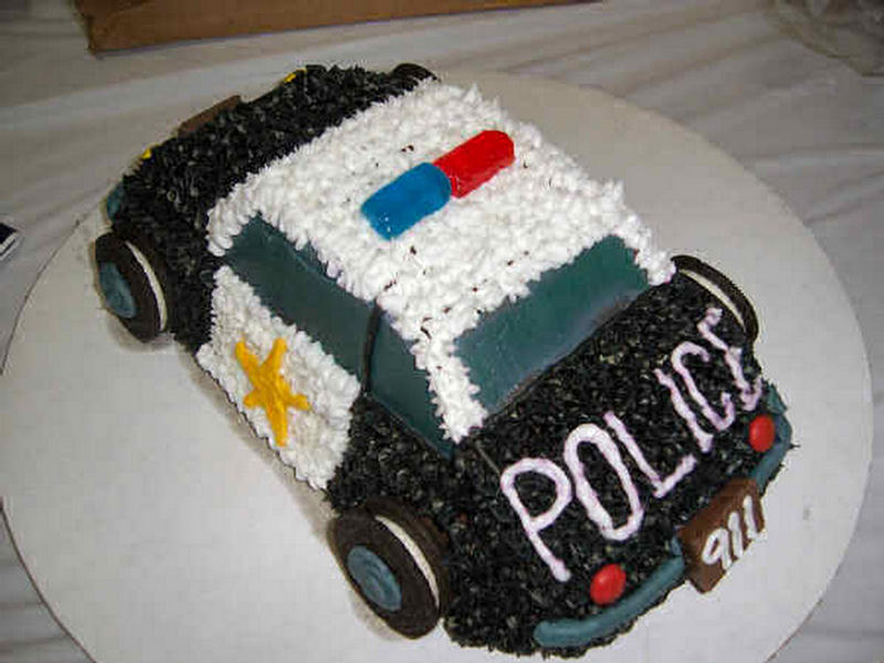 Beautiful Automobile Cakes For Kids
