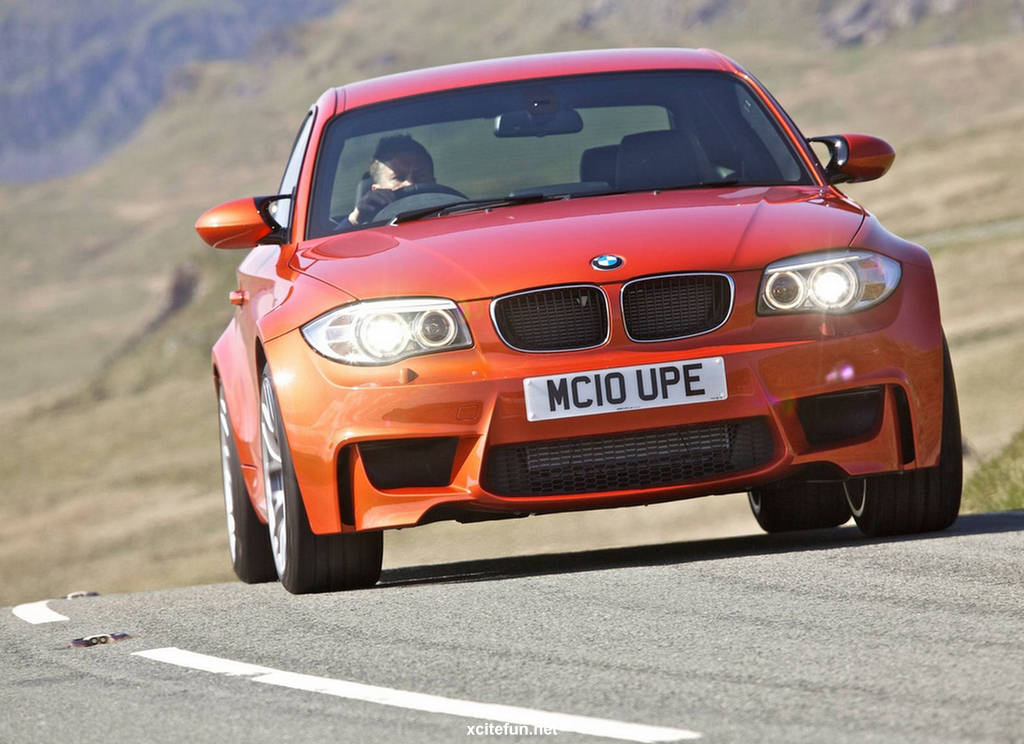 BMW 1-Series M Coupe UK Version Wallpapers 2011 - XciteFun.net