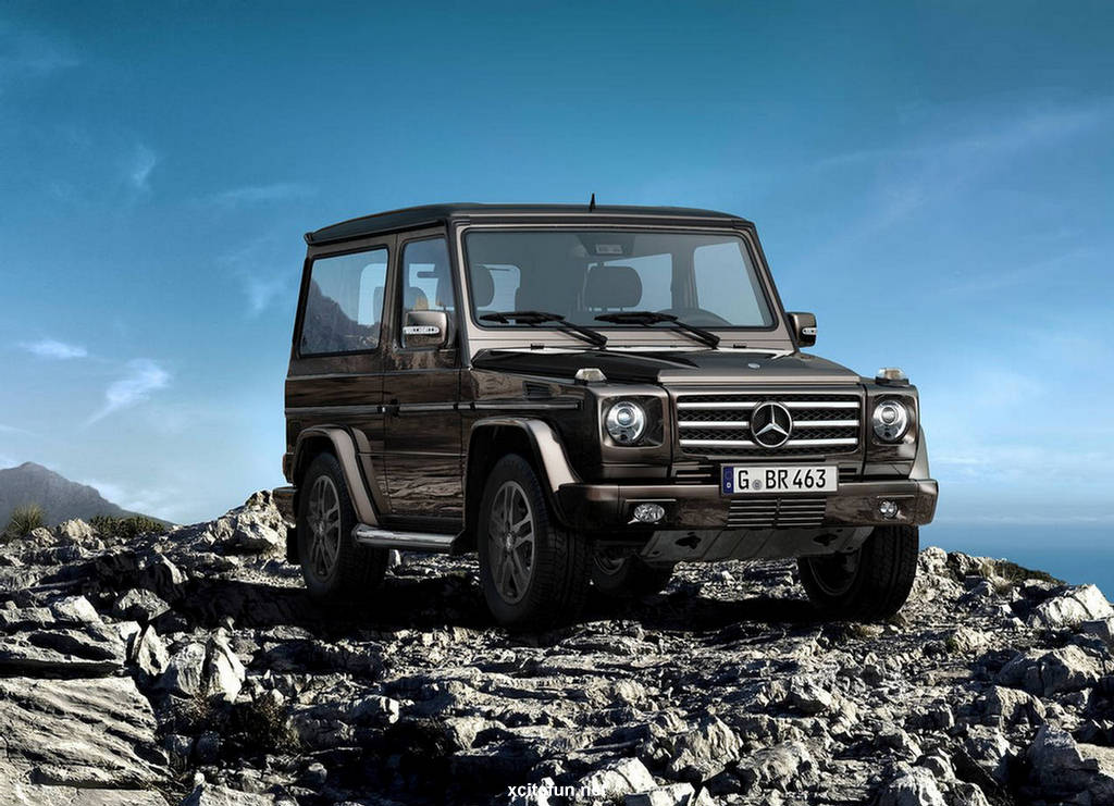 Mercedes benz g class ba3 mountain jeep wallpapers for Mercedes benz jeep g class
