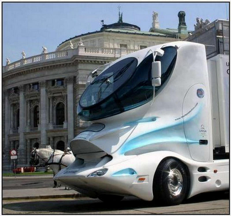 New Design of Trucks in the World