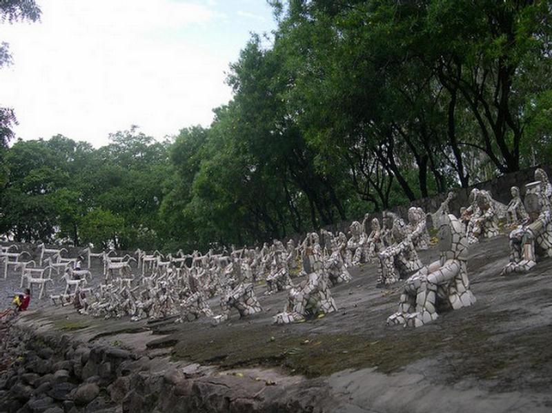 The Rock Garden Of Chandigarh Xcitefun Net