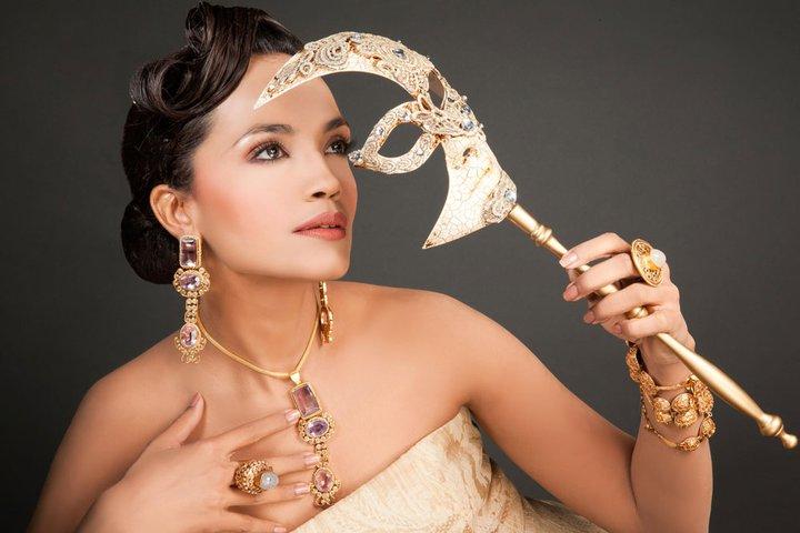 AMINA SHEIKH  ENNZ Designer Jewelry