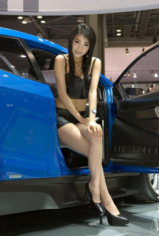 im ji hye   korean model and race queen   xcitefun