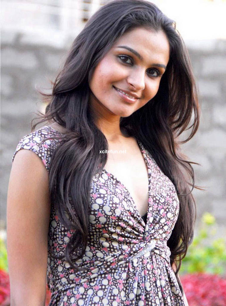 Andrea Jeremiah - Photo Shoot Gallery - XciteFun.net