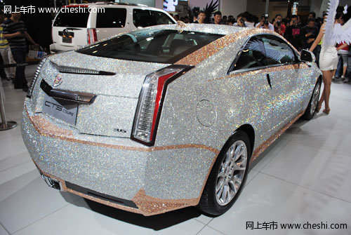 Diamond Cadillac Car Xcitefun Net