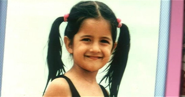 Childhood Pictures Of Bollywood Celebrities