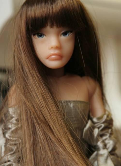 Creepy Barbie.... - XciteFun.net