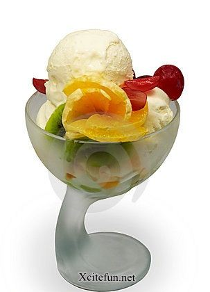 Fruity Ice Cream