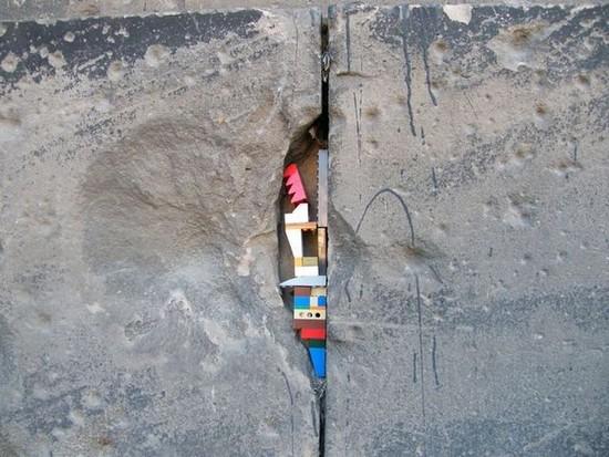 Lego Wall  Cracks  Lego Love