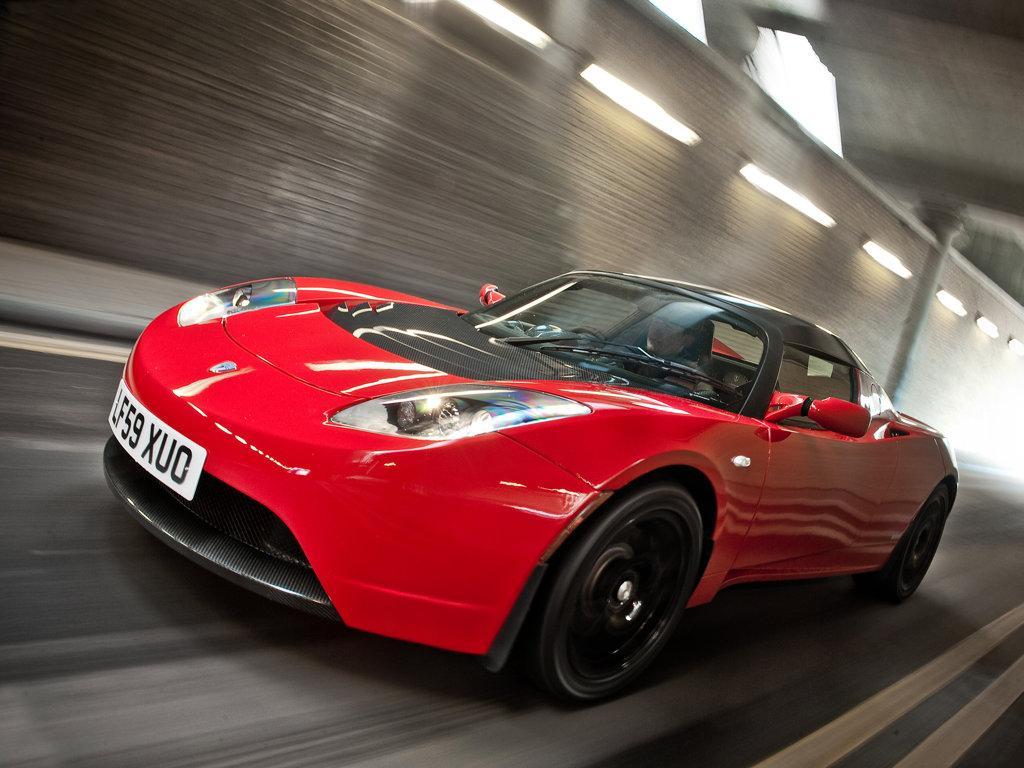 tesla roadster super electric sports car. Black Bedroom Furniture Sets. Home Design Ideas