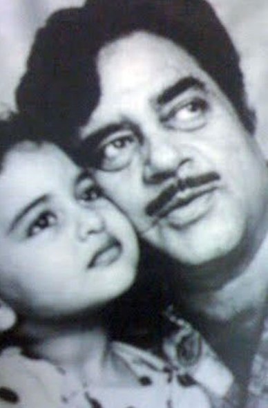 Sonakshi Sinha Childhood Video