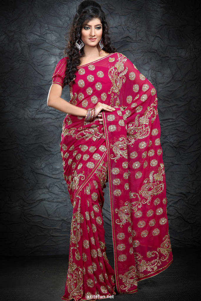 Bollywood Summer Sarees Fashion 2011 Creative Collection