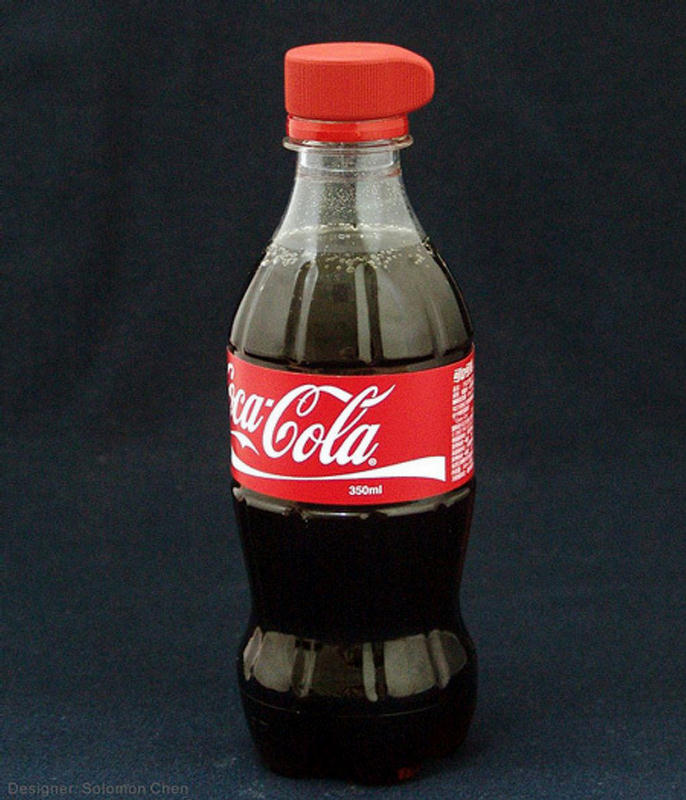 Innovative Way to Open Soda Bottles With Easy Cap