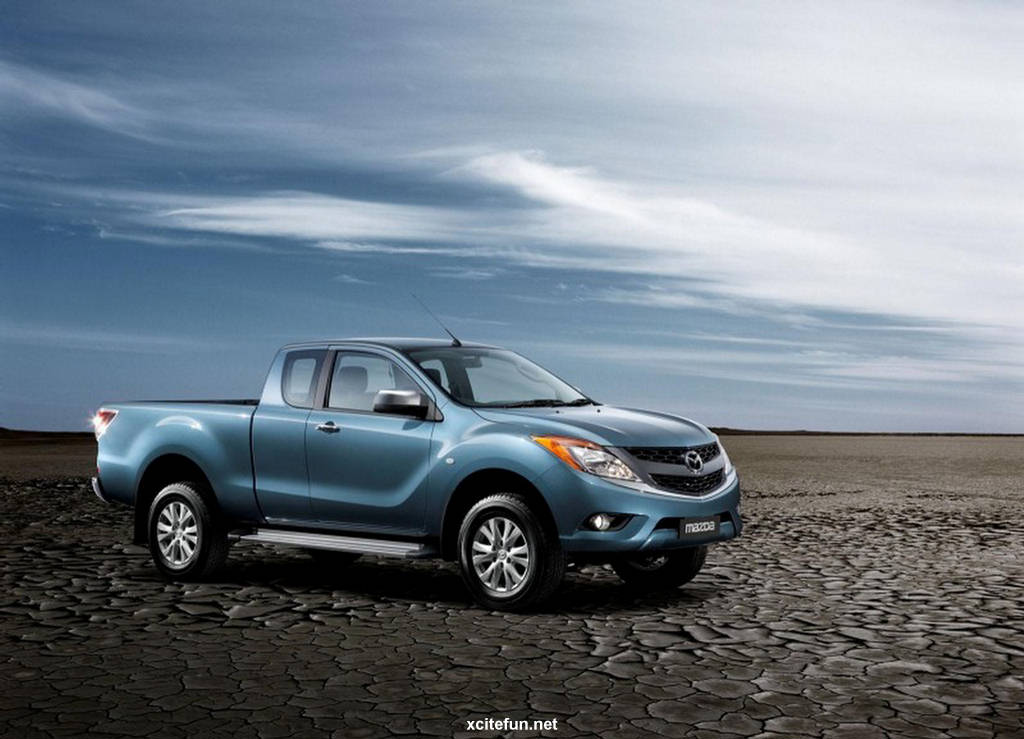 Mazda BT-50 Freestyle Cab Wallpapers 2012 : Automobiles