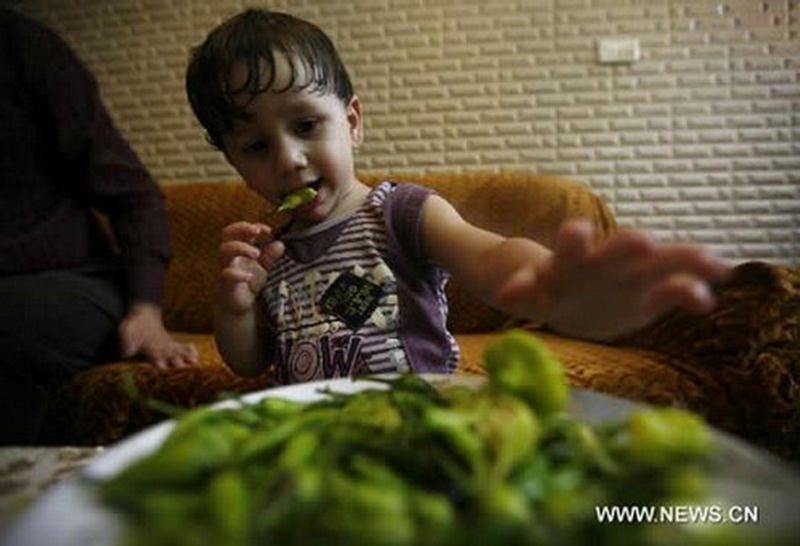 Youngest Pepper Eater  Nablus