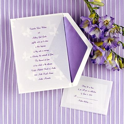 Stylish Wedding Cards