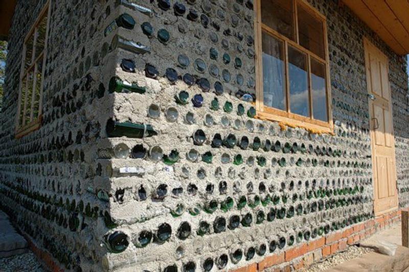 Бетонный дом своими руками фото 588