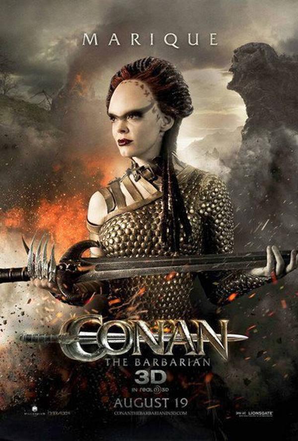 Conan the Barbarian 2011  Rotten Tomatoes