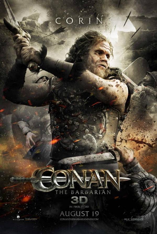 conan barbarian. Conan Barbarian Corin