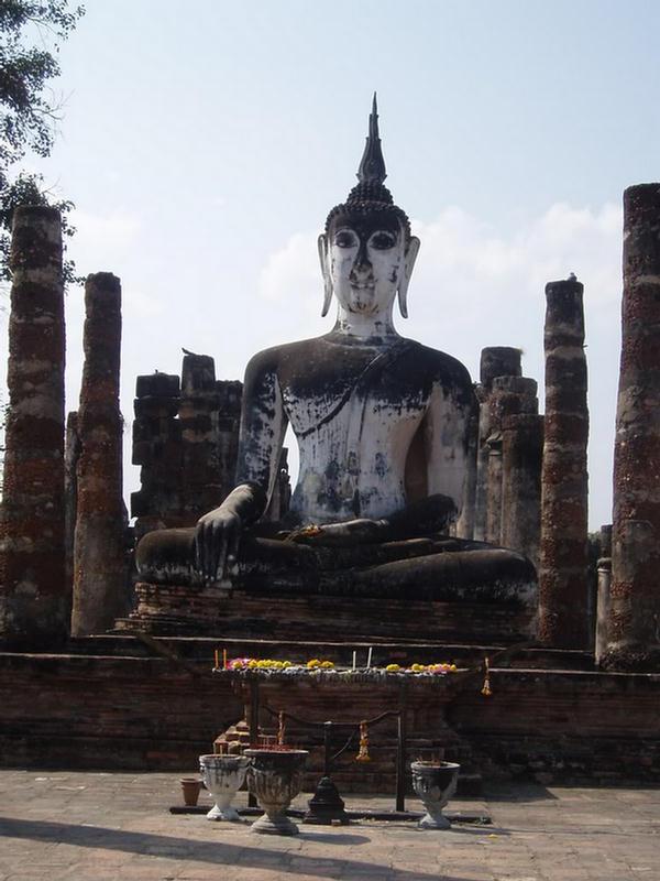 Wat Mahathat Temple - Bangkok - XciteFun.net
