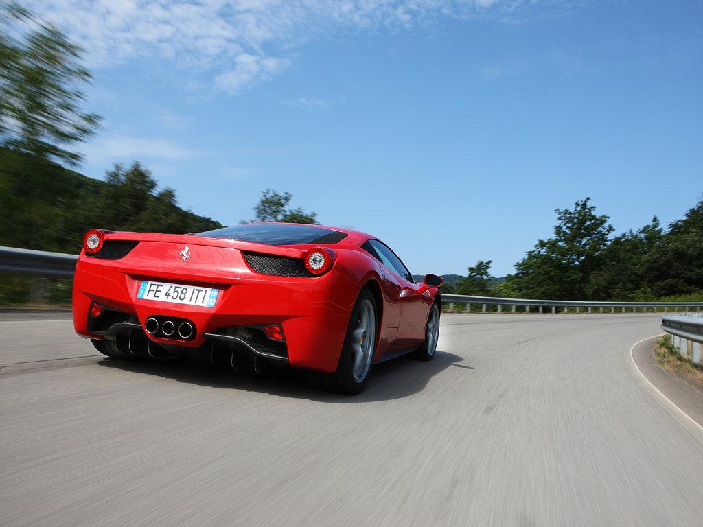 Индивидуальный пакет для Ferrari 4…