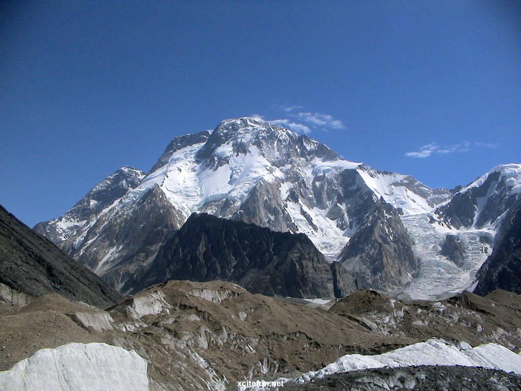 Broad Peak Mountain Pictures Pak China