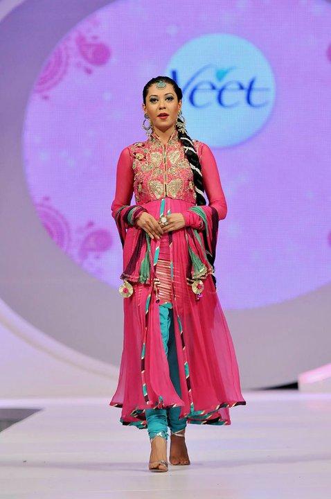 adriana beauty fashion show