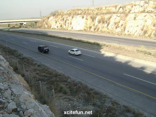 Motorway M5 Pakistan Images  DG Khan to Multan