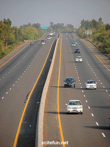 Motorways Pakistan  Full Detail  Images Gallery