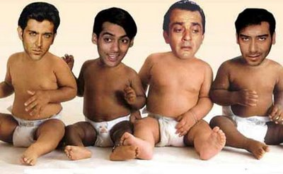 Funny Pics Of Bollywood Celebrities