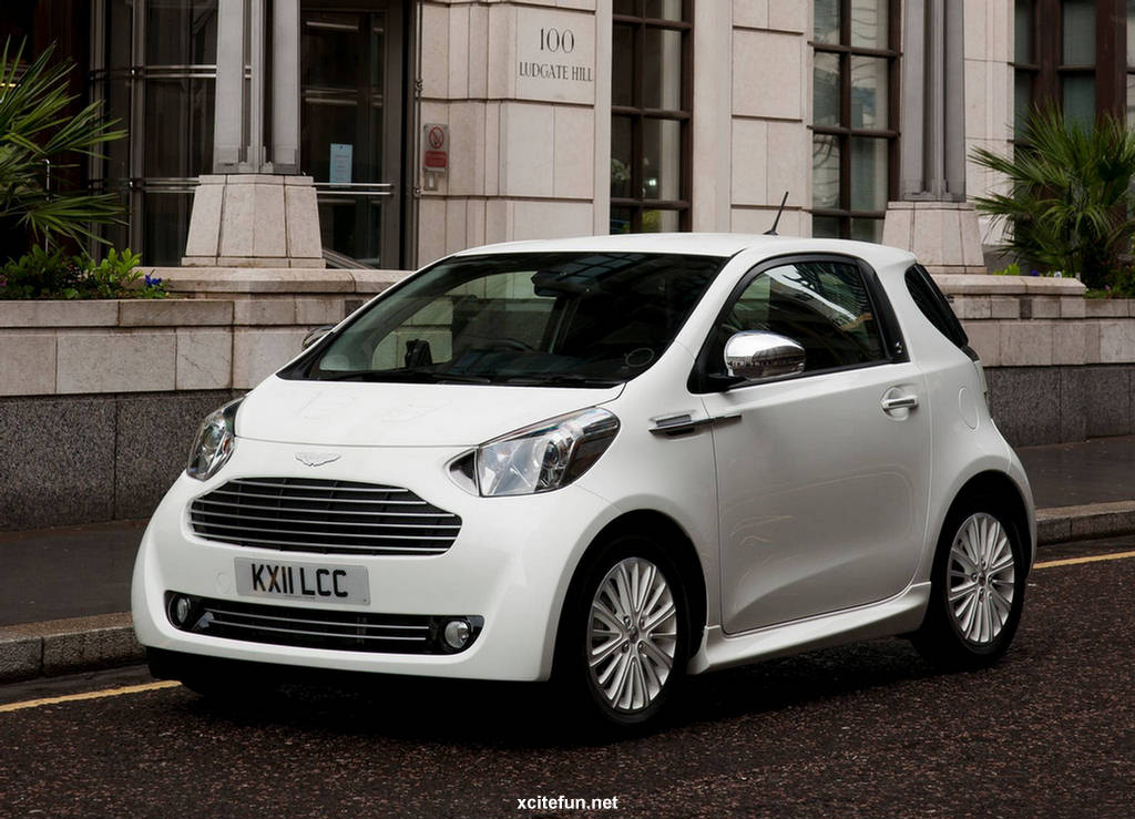 aston martin cygnet 2012 mini city aston martin. Black Bedroom Furniture Sets. Home Design Ideas