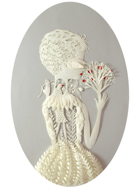Amazing Paper Art Work