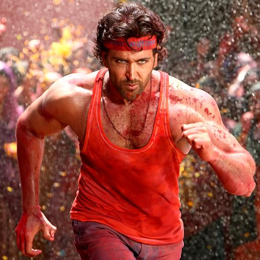 Hrithik Roshan First Look For Agneepath
