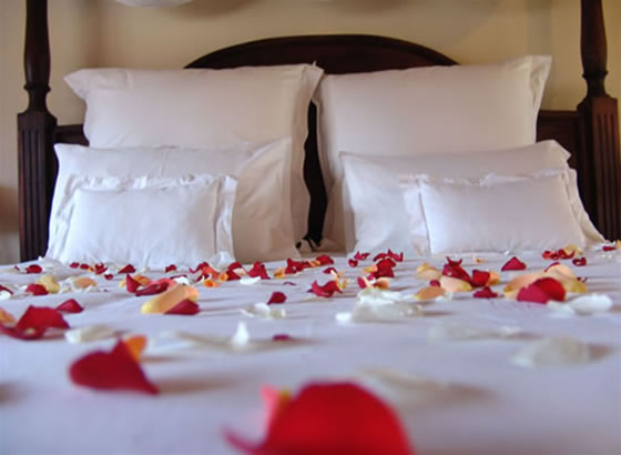Romantic Beds  Enjoy Your Wedding Night