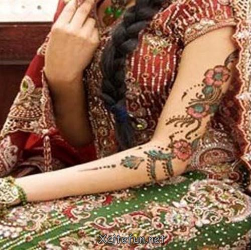 Henna Mehndi Returns : Bridal mehndi designs hand and feet xcitefun