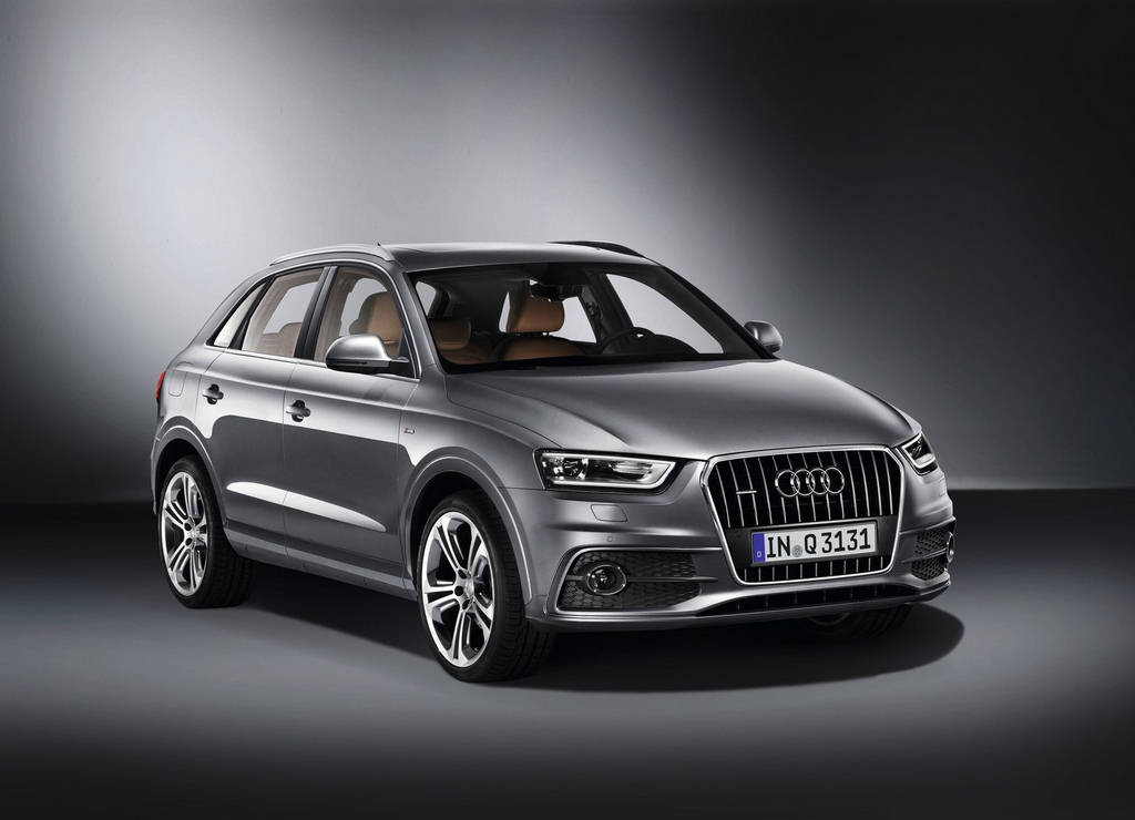 audi q3 car hq wallpapers 2012. Black Bedroom Furniture Sets. Home Design Ideas