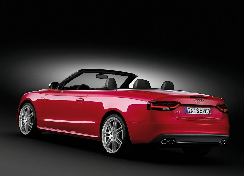 Audi s5 cabriolet car wallpapers 2012 - Car wallpapers for galaxy s5 ...