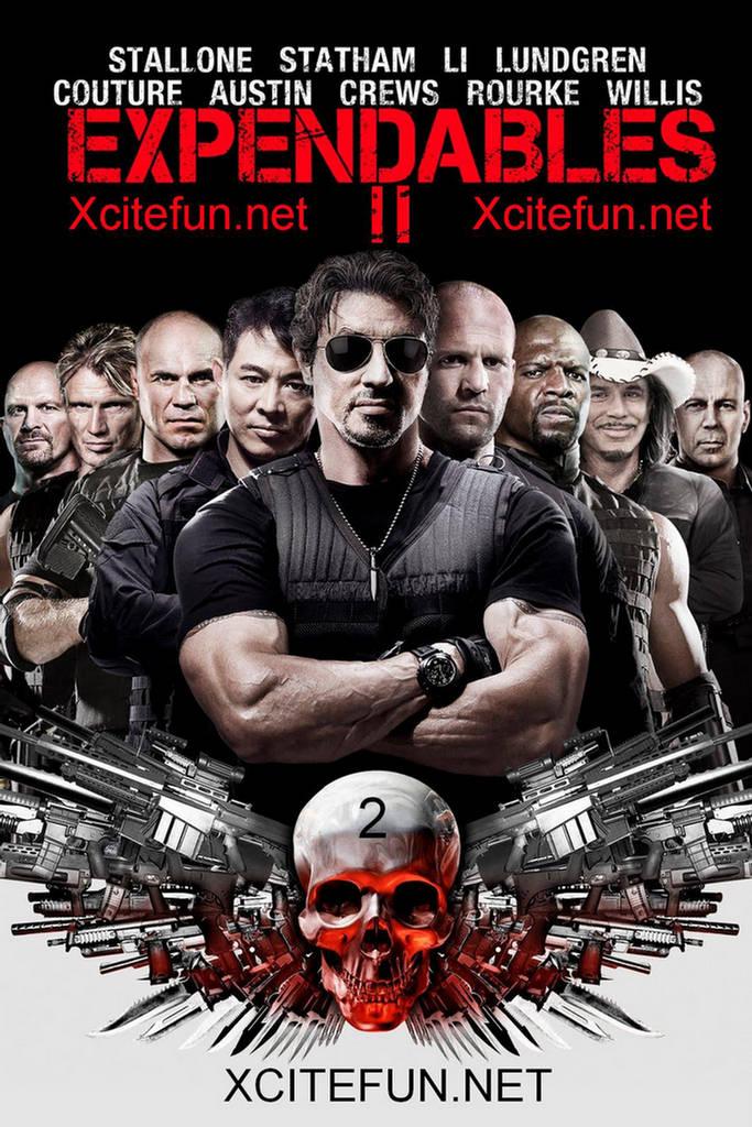 Expendables 2 Ganzer Film Deutsch