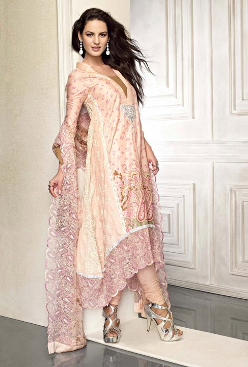 August dresses collection for pakistani