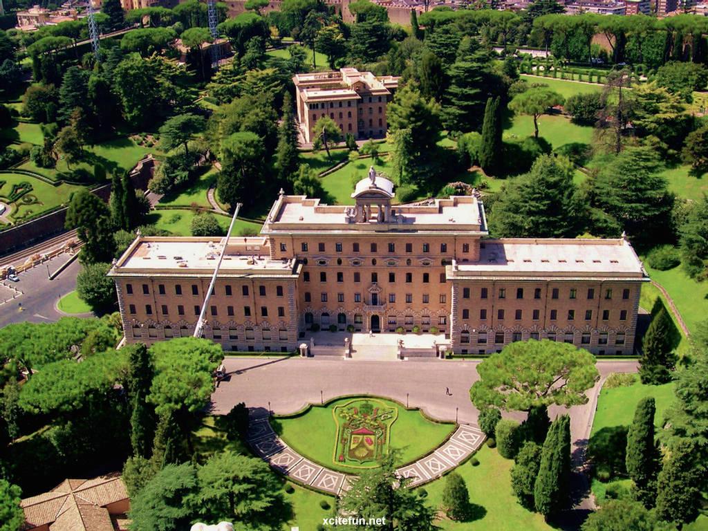 Vatican City in World War II