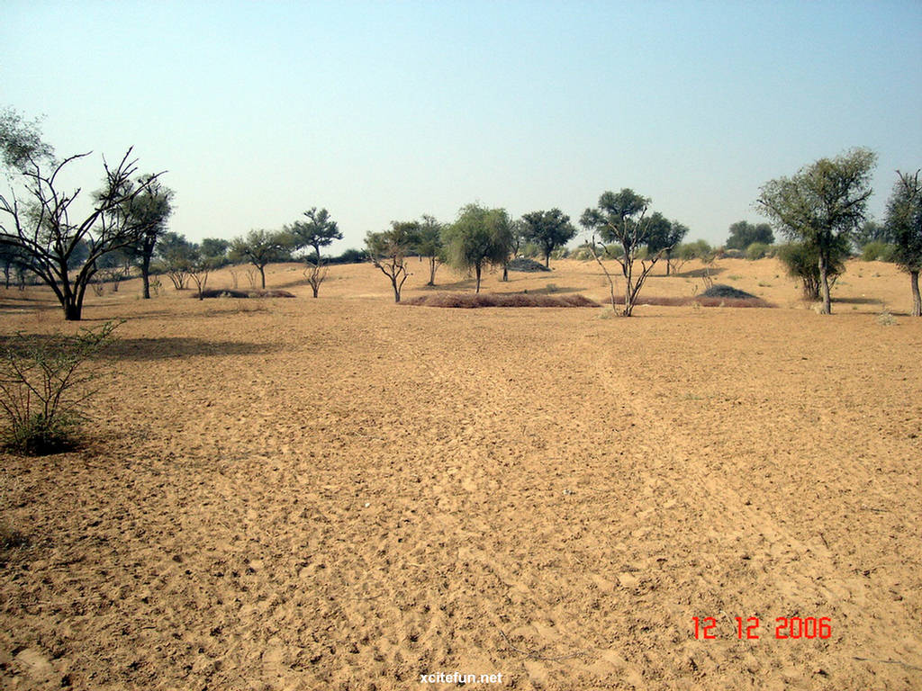 indian desert Maps, photos, and points of interest for great indian desert, india - land resource - desert.