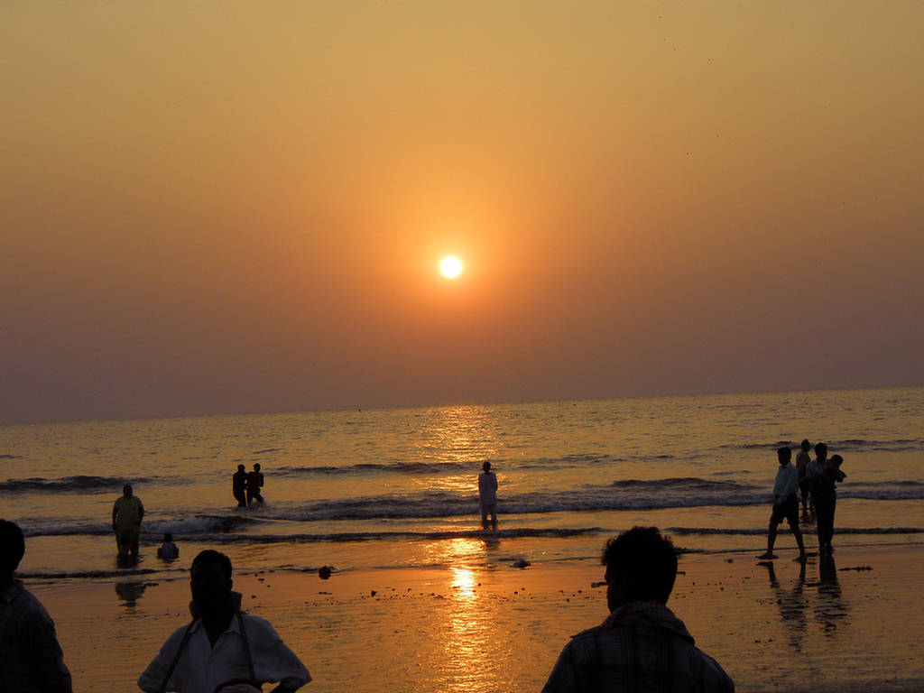 Southern Phone Reviews >> Juhu Beach - Famous Beach of India - Images & Detail ...
